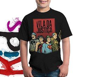 Camiseta Vila da Justiça