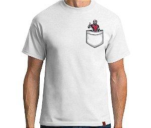 Camiseta Herói de Bolso