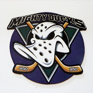 Porta Copos - Mighty Ducks