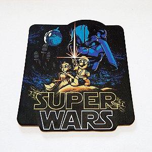 Porta Copos - Super Wars