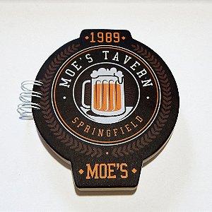 Bloco de Notas - Moe's