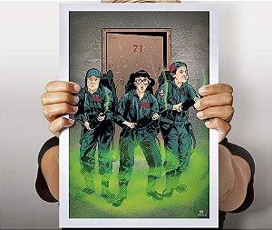 Poster Caça Bruxas