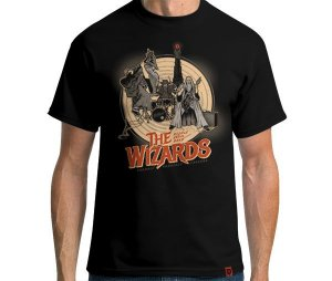 Camiseta The Wizards