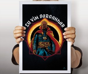 Poster Julius Estranho