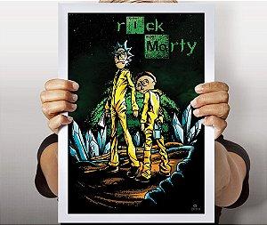 Poster Breaking Rick