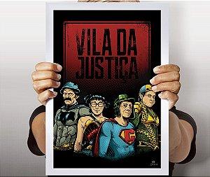 Poster Vila da Justiça