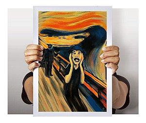 Poster O Grito de Madruga
