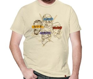 Camiseta Ninjas