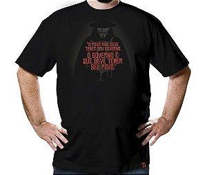 Camiseta O Governo