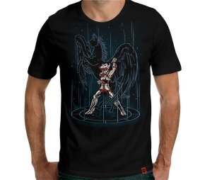 Camiseta Seiya de Pégaso