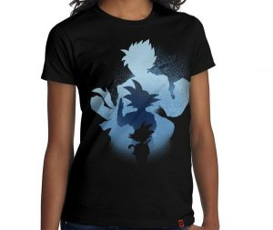 Camiseta Goku Evolution