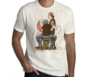 Camiseta Mamãe Querida