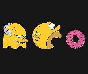 Arte Pac-Homer