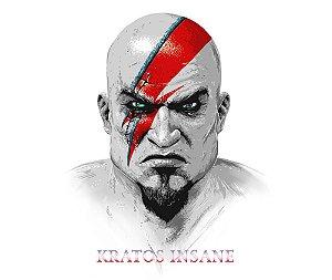 Arte Kratos Insane