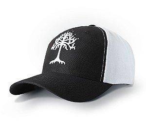 Boné Árvore Branca