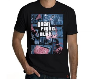 Camiseta Grand Fight Club
