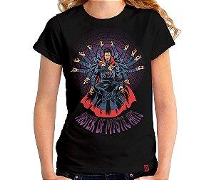 Camiseta Lotus Strange