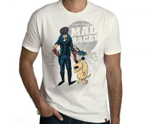 Camiseta Mad Races