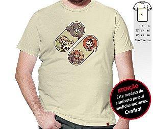 Camiseta SNES Heroes