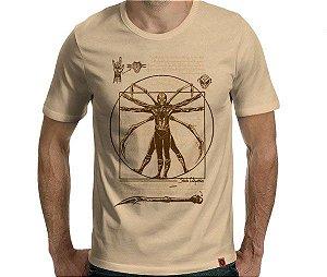 Camiseta Vitruvian Iron Spider