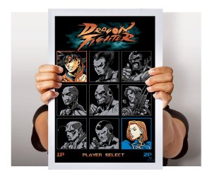Poster Dragon Fighter