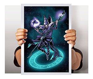 Poster Mago Negro
