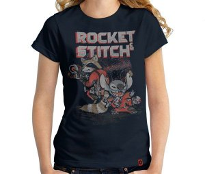 Camiseta Rocket Stitch