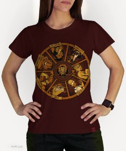Camiseta Sete Pecados
