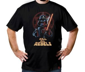 Camiseta Kill All Rebels