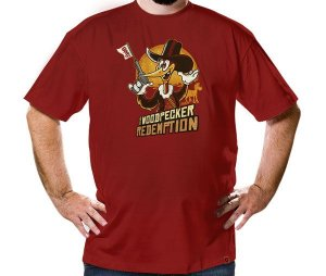 Camiseta Woodpecker Redemption