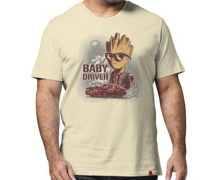 Camiseta Groot Driver