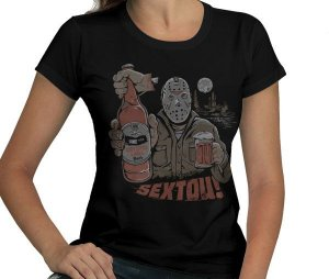 Camiseta Sextou!