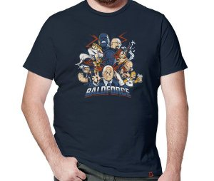 Camiseta Baldforce