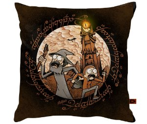 Almofada - Aventura em Mordor