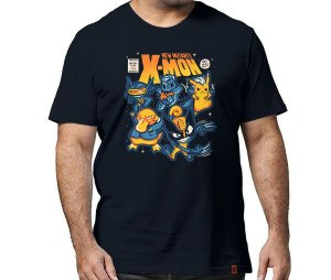 Camiseta X-Mon