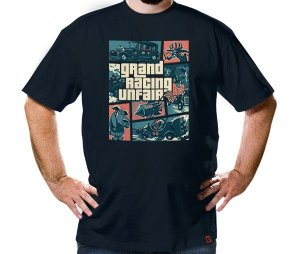 Camiseta Grand Racing Unfair
