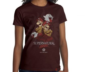 Camiseta Supernatural Bros