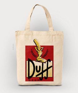 Ecobag Duff Beer