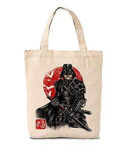 Ecobag Samurai das Trevas