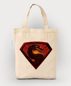 Ecobag Super Kombat