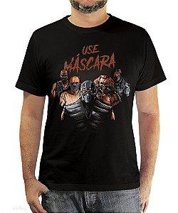 Camiseta Use Máscara