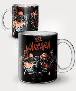 Caneca Use Máscara