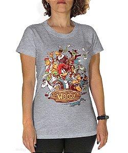 Camiseta Woody