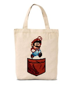 Ecobag Mario UP