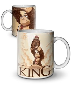 Caneca The Kong King