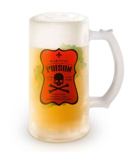 Caneca Poison Beer