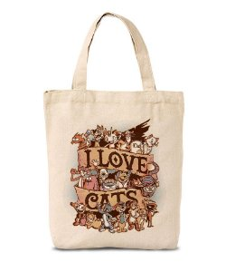 Ecobag I Love Cats