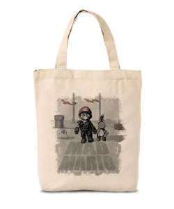 Ecobag Mad Mario