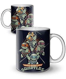 Caneca Ninja Squirtles