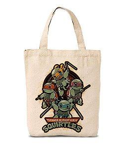 Ecobag Ninja Squirtles